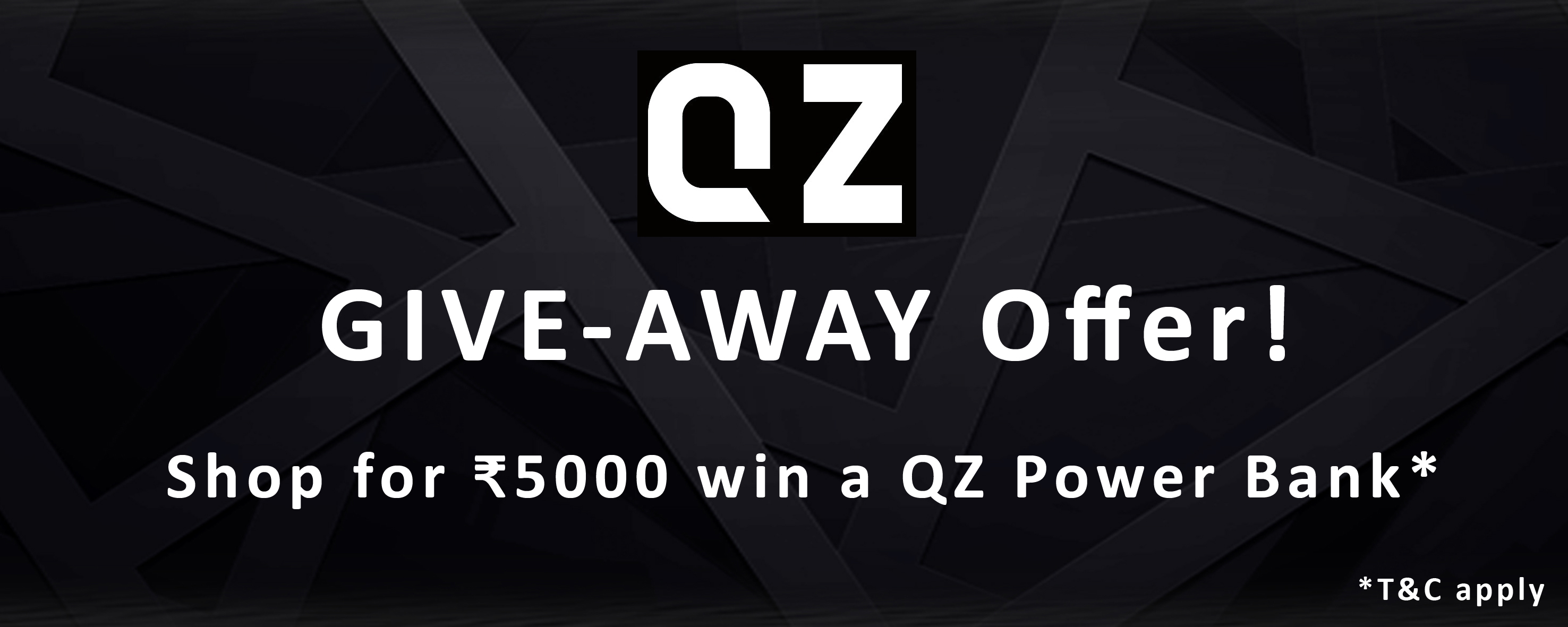QZ GIVE-AWAY